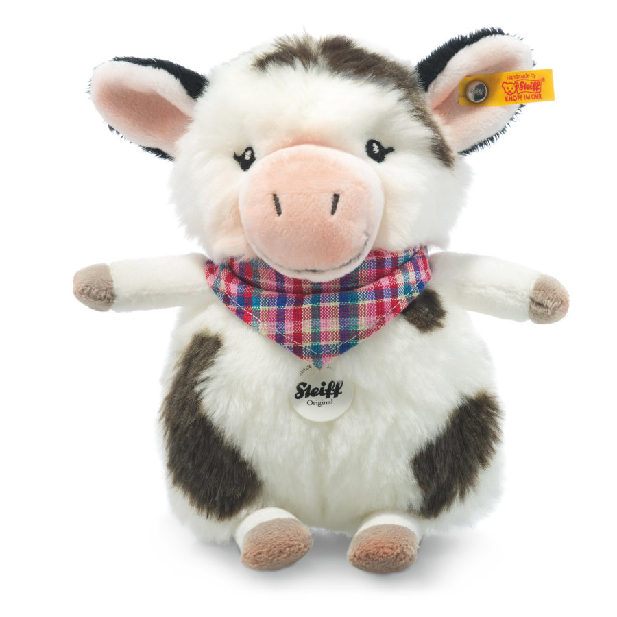 Steiff Happy Farm Mini Mucca Cowaloo, 18 cm