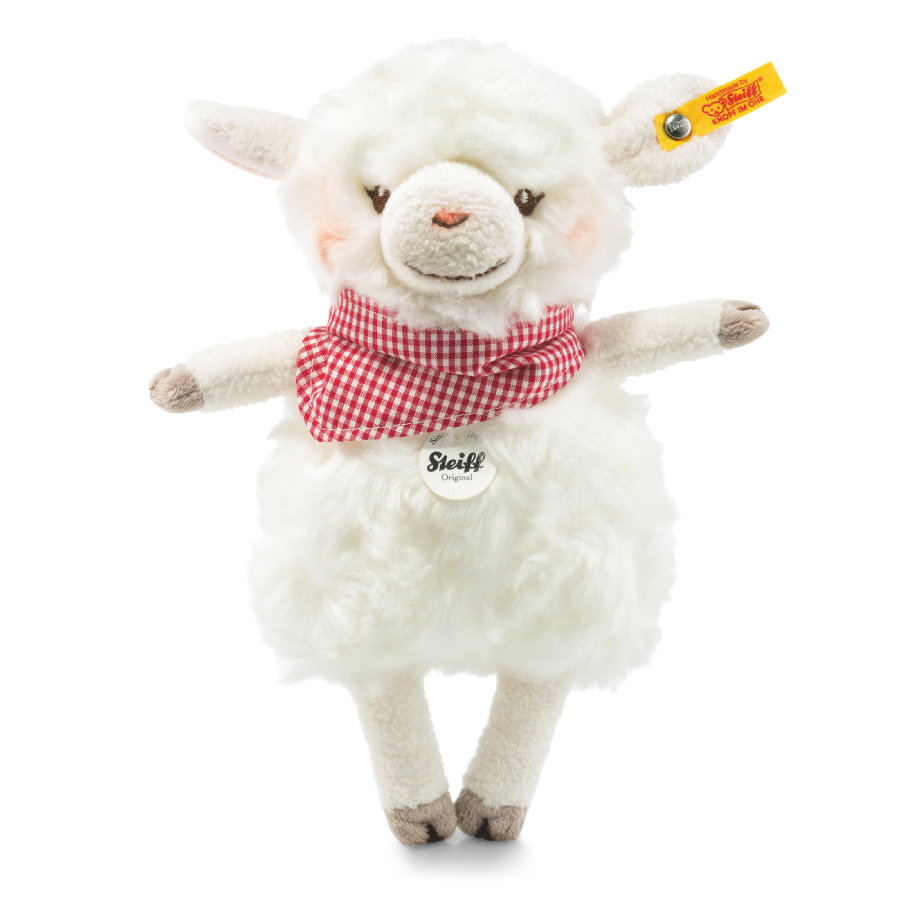 Steiff Happy Farm Mini Lambaloo jehně, 18 cm