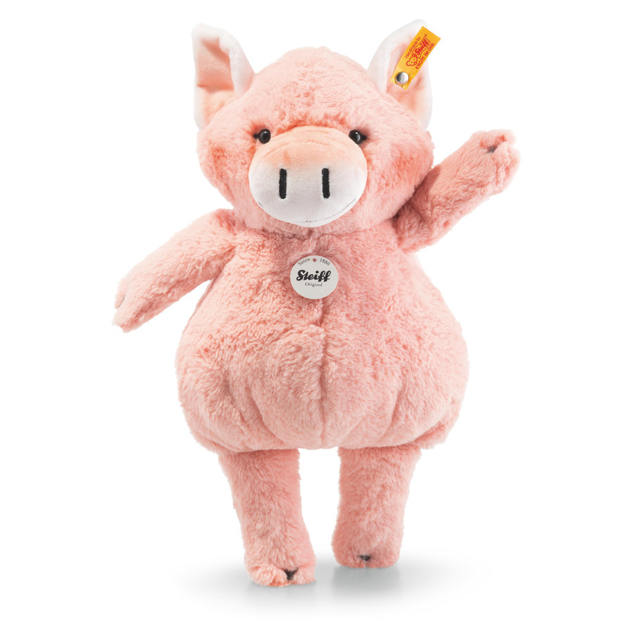 Steiff Happy Farm Pigilee Schwein, 35 cm