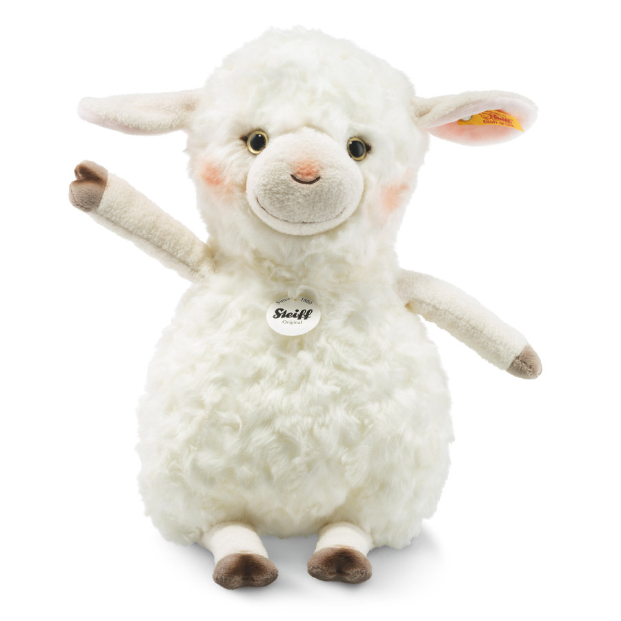 Steiff Happy Farm Lambaloo jehně, 35 cm