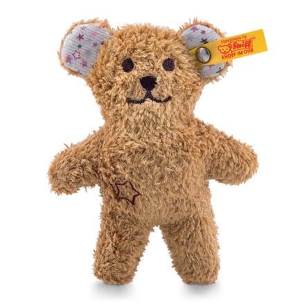 Steiff Mini šustivý medvídek s chrastítkem, 11 cm