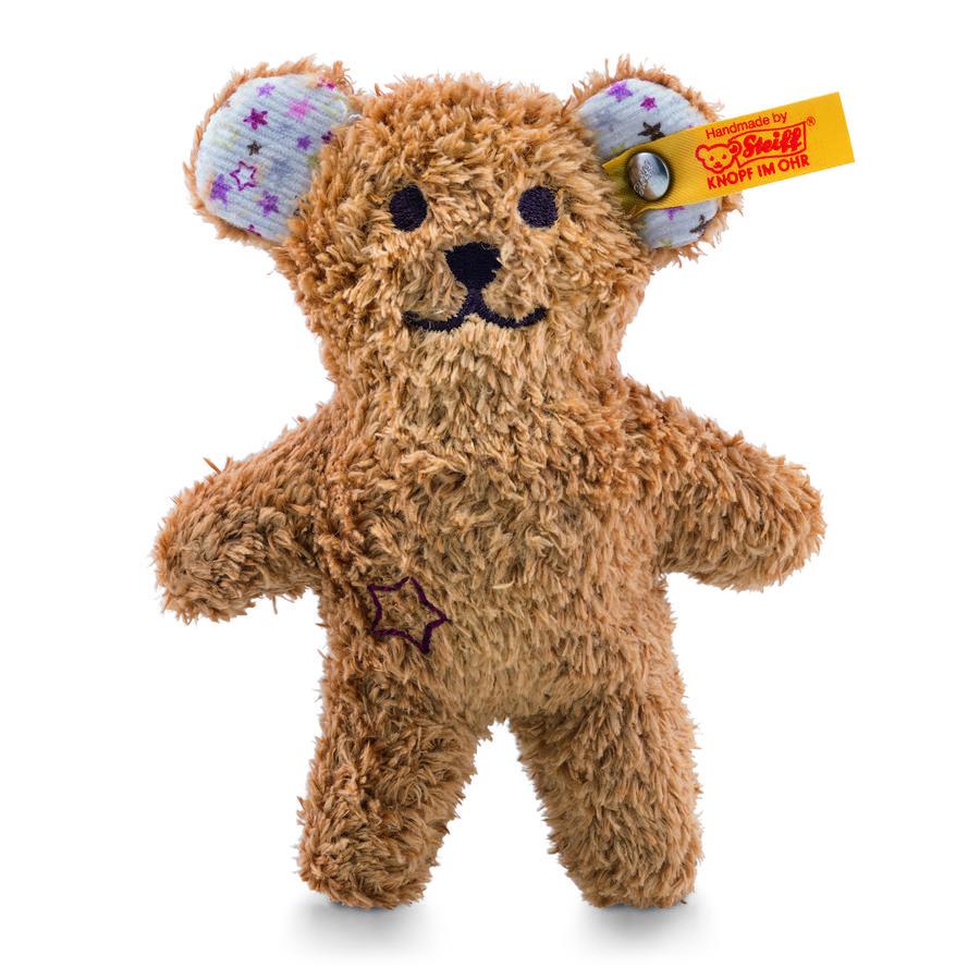 Steiff  Teddy Mini-osito con sonajero, 11 cm
