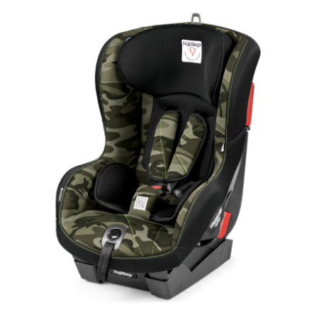 Peg-Pérego Kindersitz Viaggio 1 Duo-Fix K Camo Green
