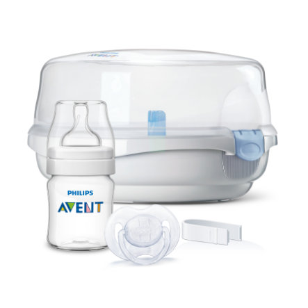 AVENT PHILIPS Parní sterilizátor do mikrovlnné trouby SCF 282/22
