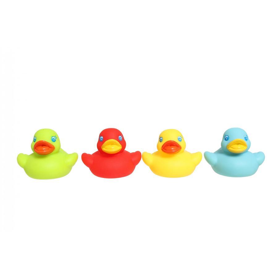 ROTHO Mini Canards de bain, 4 pièces