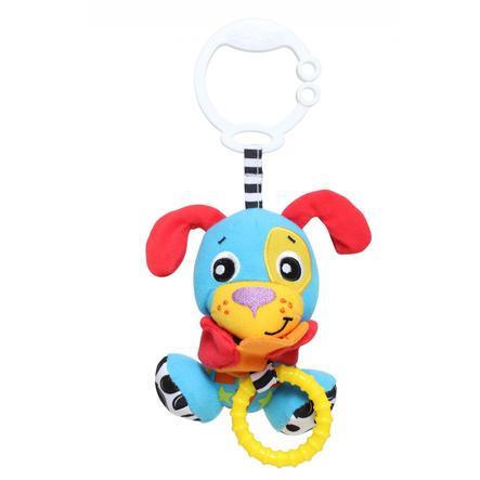 playgro Anhänger Hund mit Versteckspiel-Funktion