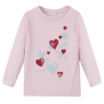 ESPRIT Girl s bluza bluza jasnoróżowa