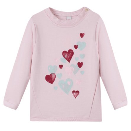 ESPRIT Girl s Sweatshirt rose clair