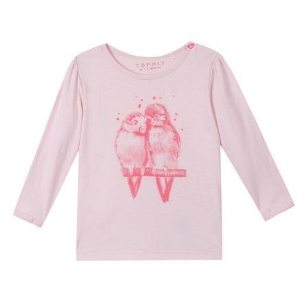 ESPRIT Girl s rose T-Shirt pâle