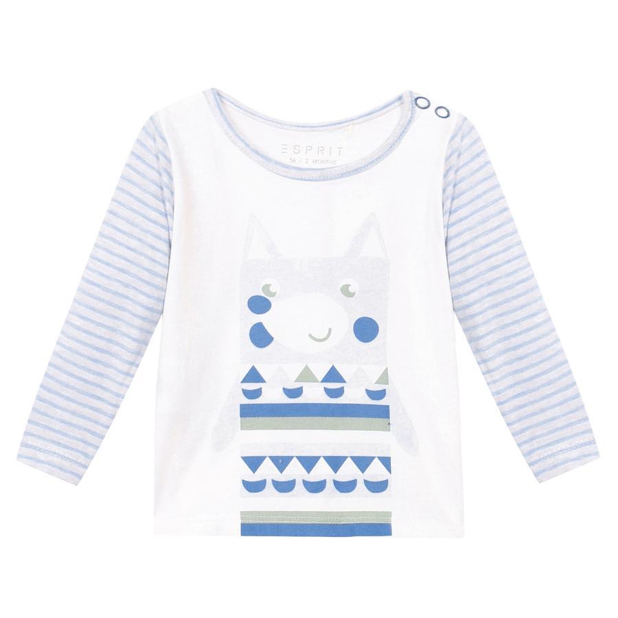 ESPRIT Boys T-Shirt bleu pastel