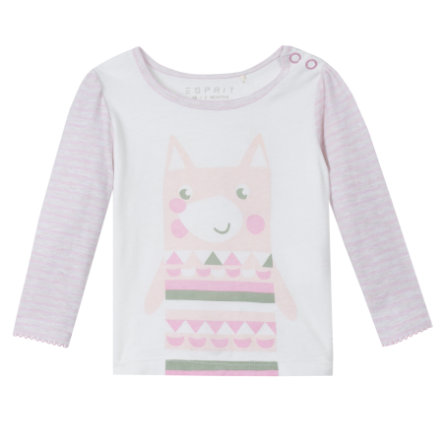 ESPRIT Girls T-Shirt pastel pink