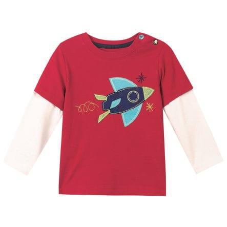 ESPRIT Boys T-Shirt rouge