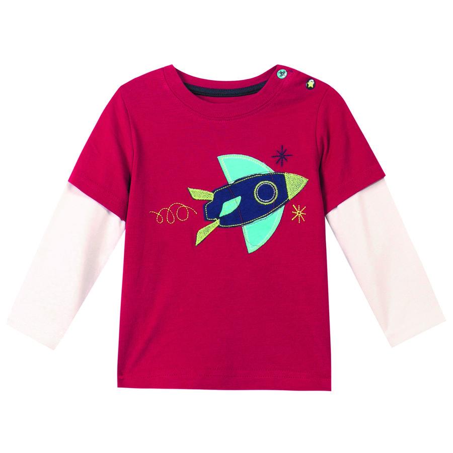ESPRIT Boys T-Shirt czerwień