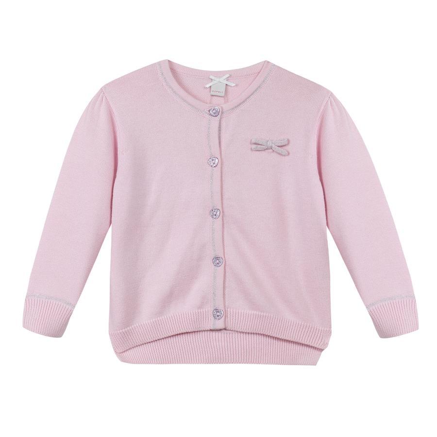 ESPRIT Girls Cardigan light pink