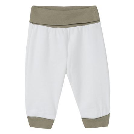 ESPRIT Newborn Pantalon blanc cassé