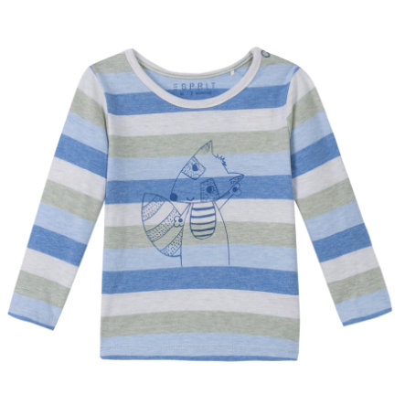 ESPRIT Boys Langarmshirt pastel blue