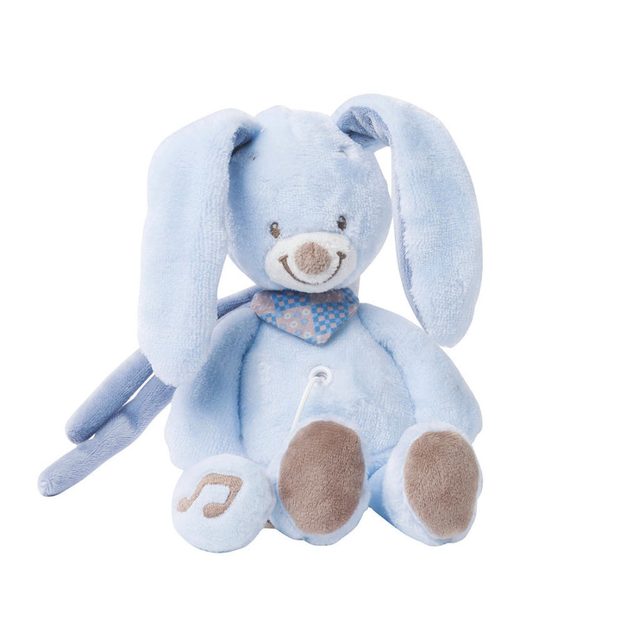 Nattou Alex & Bibou - Mini Spieluhr - Bibou das Kaninchen