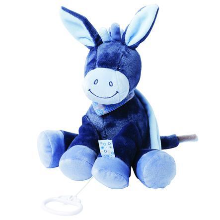 Nattou Alex & Bibou - Hrací hračka - osel Alex