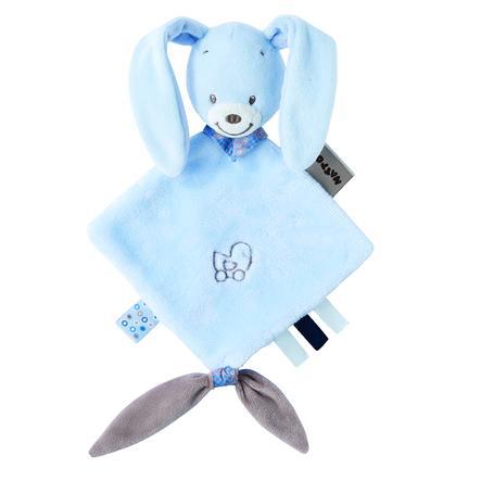 Nattou Alex & Bibou - Piccolo panno coccoloso - Bibou il coniglio