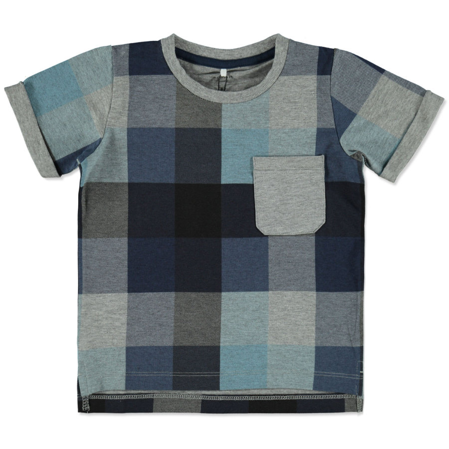 name it Boys T-Shirt Lars dress blues