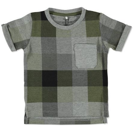 name it Boys T-Shirt Lars verde hiedra
