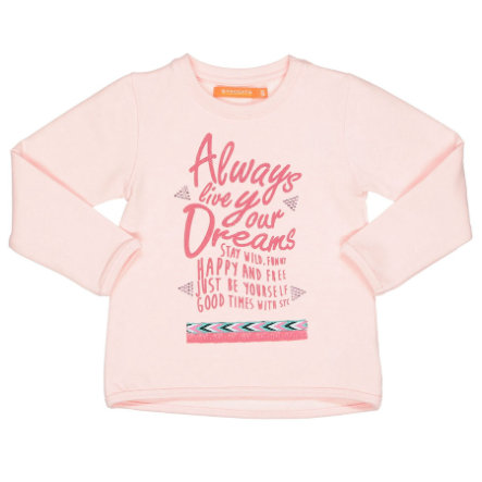 STACCATO Girls Sweatshirt light rose melange