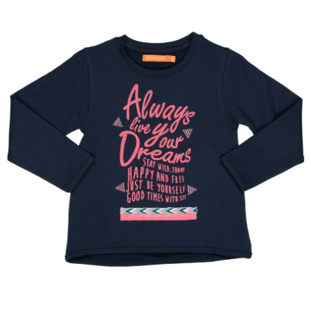 STACCATO Girls Sweatshirt soft marine