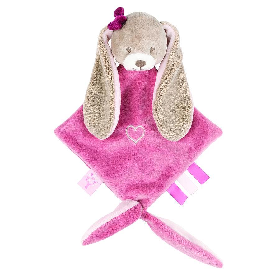 Nattou Nina, Jade & Lili - Cuddle cloth Nina królik, mały