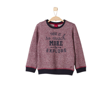 s.Oliver Boys Sweatshirt light red