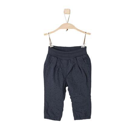 s.Oliver Girl s pantalones azul oscuro regular