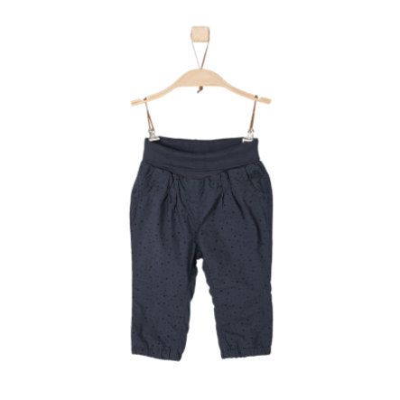 s.Oliver Girls Hose dark blue regular