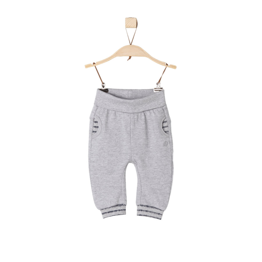 s.Oliver Girls Sweathose grey melange