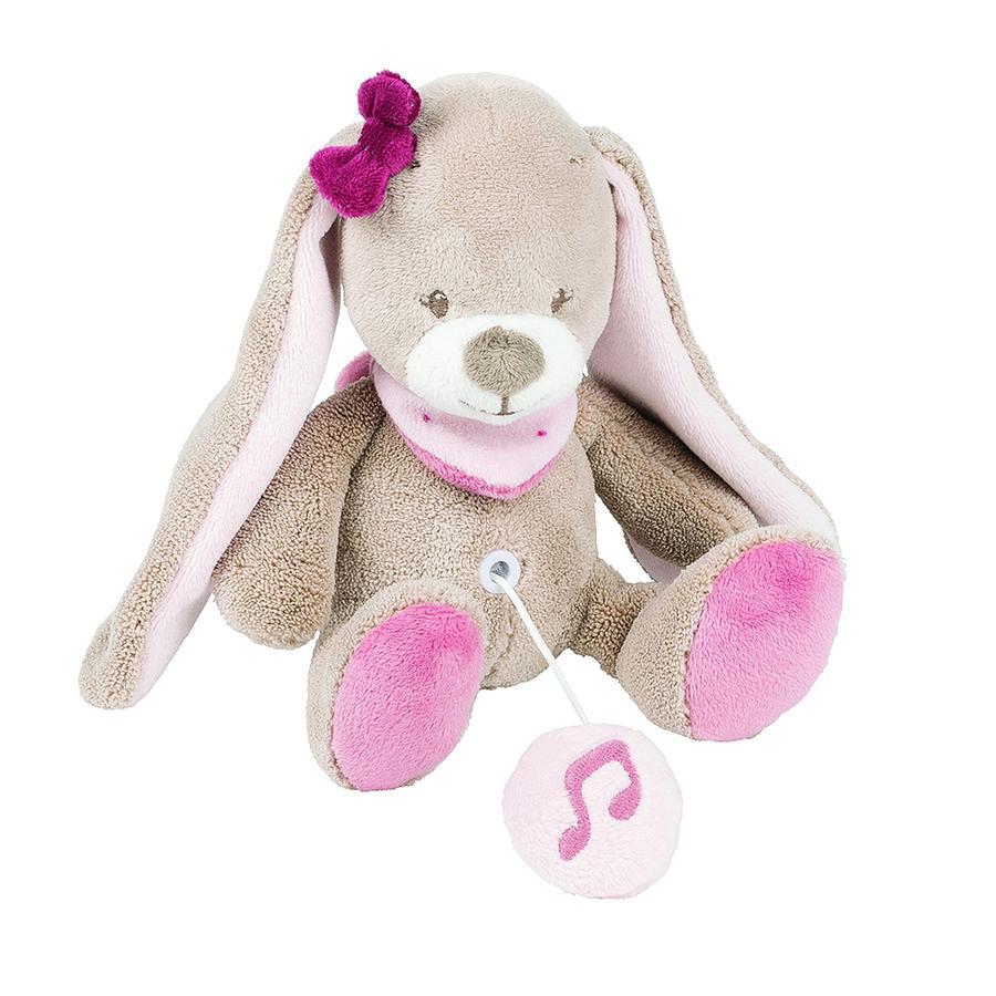 Nattou Nina, Jade & Lili - Mini muziekdier Nina het konijn
