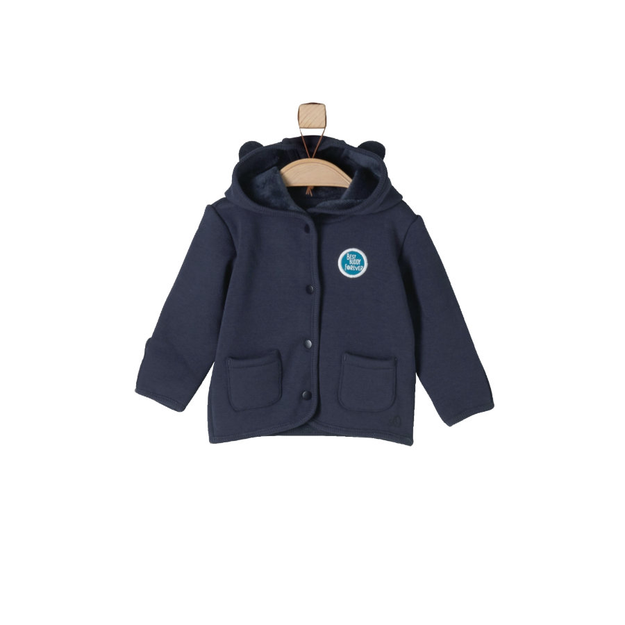 s.Oliver Sweatjacka dark blue