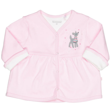 STACCATO Girl s giacca reversibile rosa selvatica