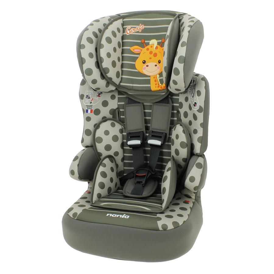 OSANN Seggiolino auto Beline SP Luxe Giraffa, colore grigio