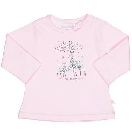 STACCATO Girl s Camisa rosa silvestre