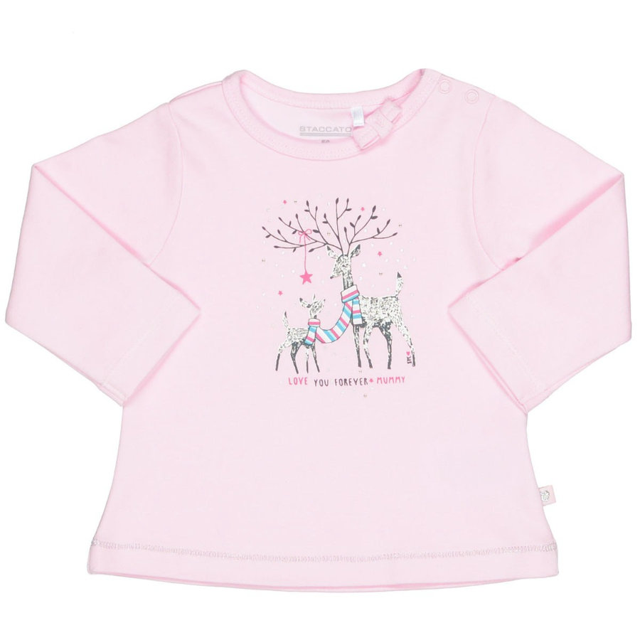 STACCATO Girl s Shirt wild rose