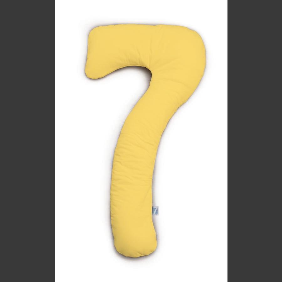 THERALINE my7 Kyljellänukkumistyyny Jersey keltainen