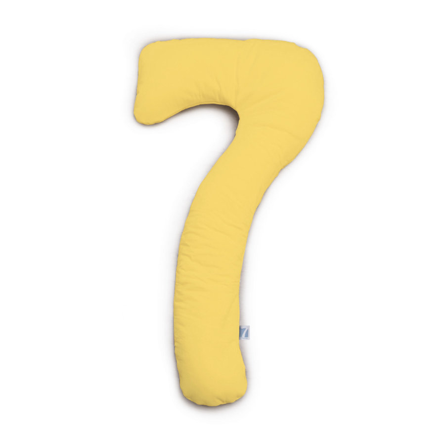 THERALINE my7 Poduszka do spania na boku Jersey yellow