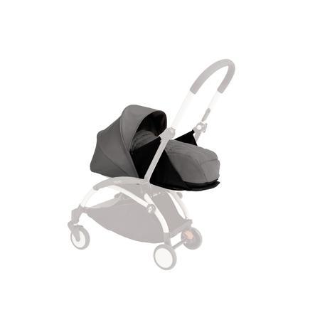 BABYZEN YOYO+ Neugeborenenaufsatz grau