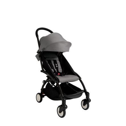 BABYZEN Wózek YOYO+ 6+ szary/czarny