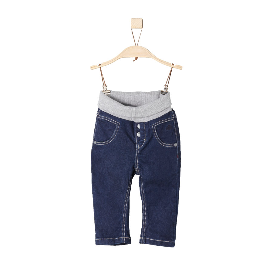 s.Oliver Boys Jeans dark blue denim