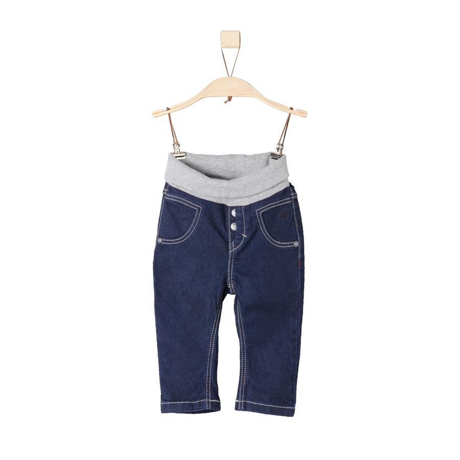 s.Oliver  Jeans dark blue denim