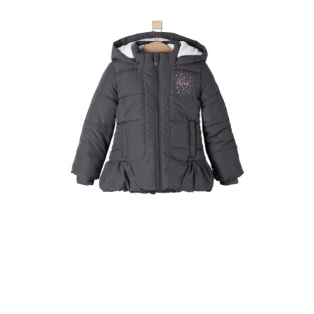 s.Oliver Girls Jacke dark grey