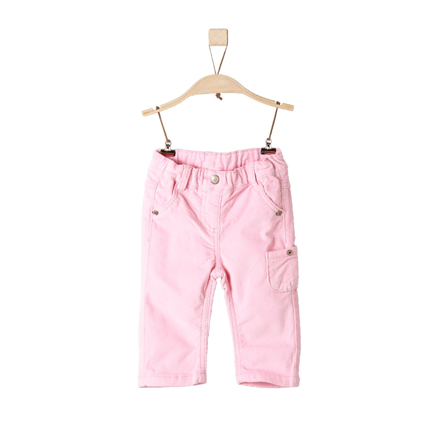 s.Oliver Girls Hose light pink regular