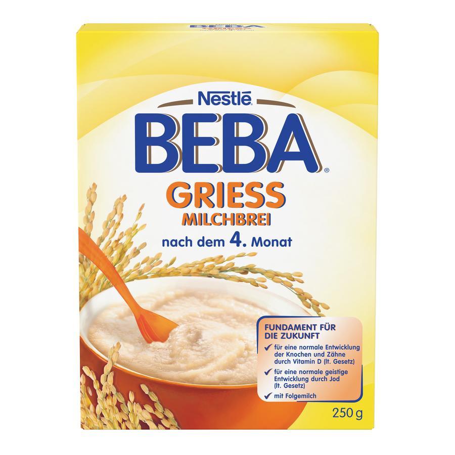 Nestlé BEBA Milchbrei Grieß 250 g