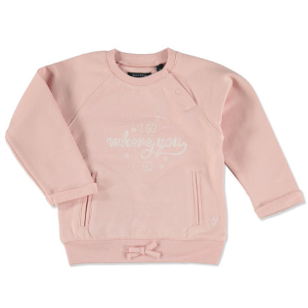 Marc O'Polo Girls Sweatshirt silver pink