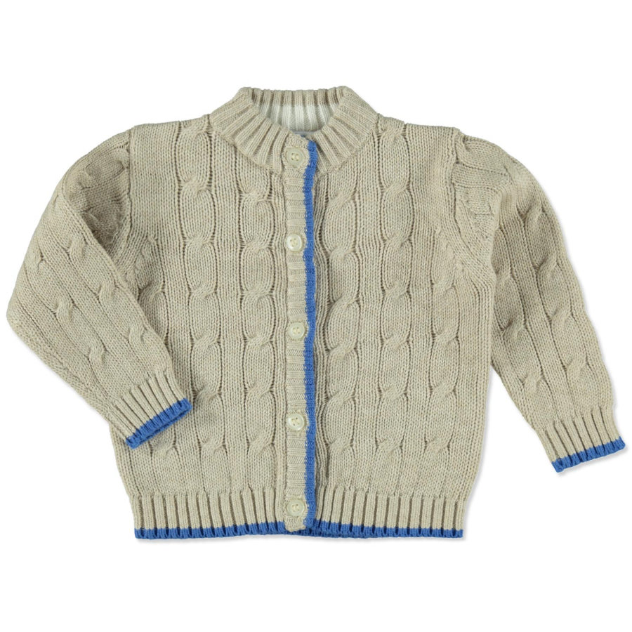 KANZ Boys Strickjacke moonlight melange