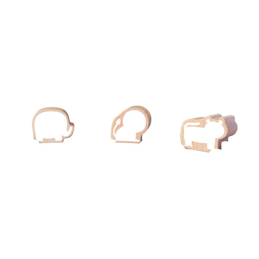 Hape Train de la jungle bois E3807